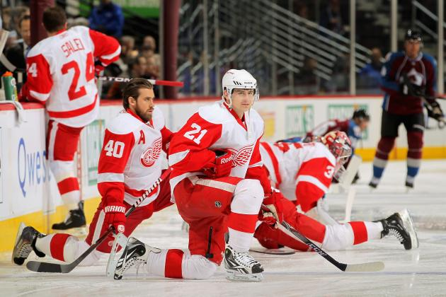 Detroit Red Wings Prospects: Jurco, Pulkkinen Struggle; Tatar Takes off