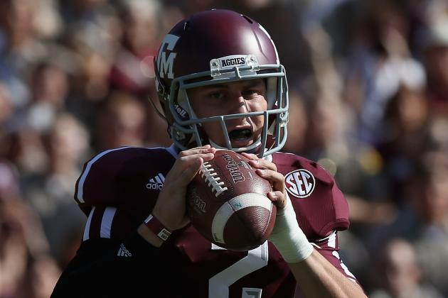 Why Johnny Manziel and No-Huddle Offense Will Lead Texas A&M to Victory