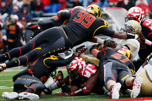 Terps Moving Up Spring Practice Dates