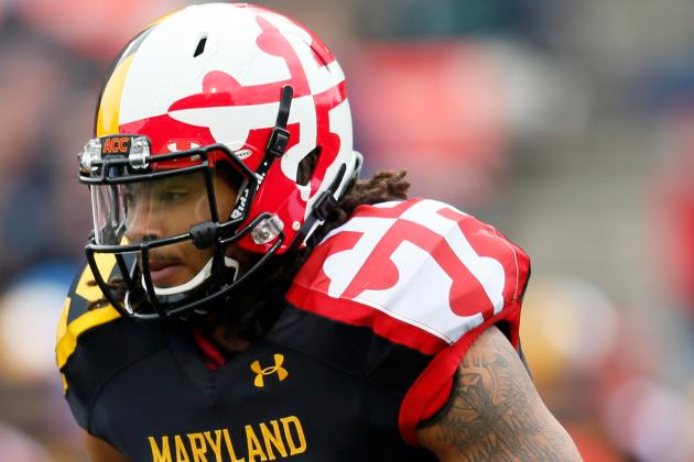 Maryland's Shawn Petty Adjusts to New Role