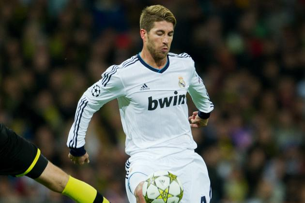 I Wanted to Be a Bullfighter or a Footballer, Says Ramos