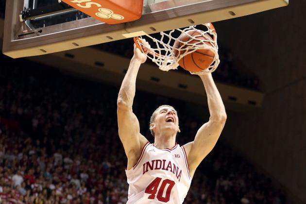 Hoosiers' Zeller Eager for 2nd College Season