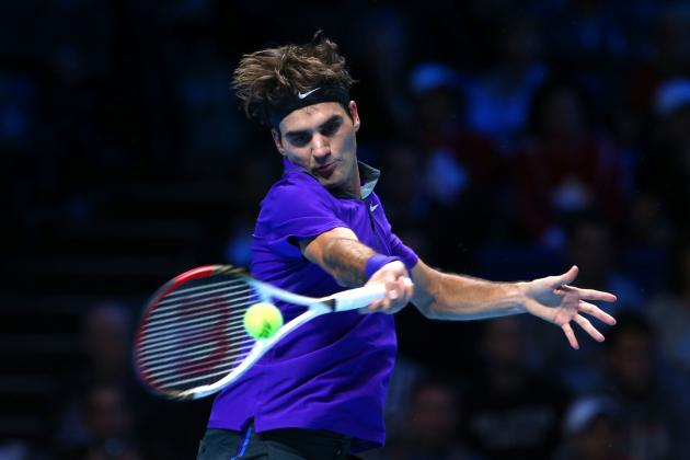 ATP World Tour Finals 2012: Day 4 Scores, Results and Recap