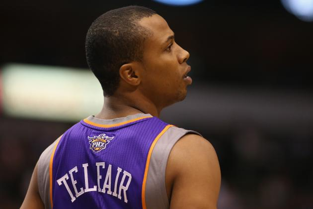 Phoenix Suns' Sebastian Telfair Looking to Push the Pace with Reserves