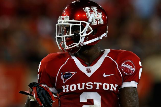 Houston Player Tears Large Vein in Practice