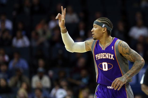 Michael Beasley, Shannon Brown Lift Phoenix Suns over Charlotte Bobcats