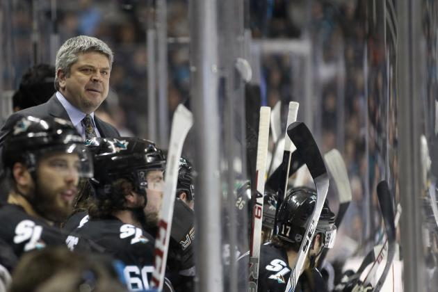 San Jose Sharks Coaches Stay Busy During NHL Lockout