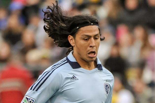 Sporting Kansas City's Espinoza Confirms Wigan Interest