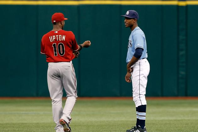 Any Pursuit of J. Upton Has a Hitch for Now: B.J. Upton