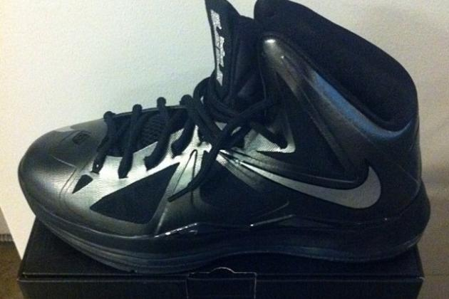 Breaking Down New Nike LeBron X 'Carbon' Shoes