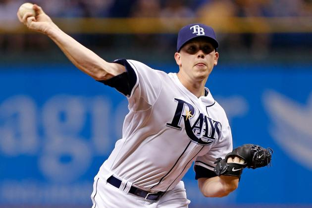 Should the Tampa Bay Rays Trade Jeremy Hellickson?