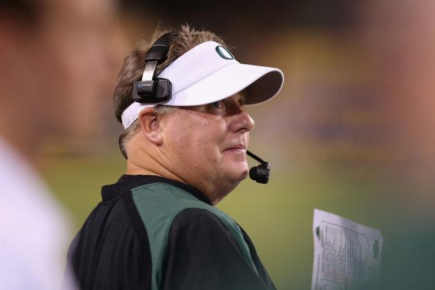 Chip Kelly on USC Deflating Game Balls: 'It's Got Nothing to Do with Us'