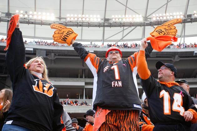 Bengals-Giants Game Blacked out