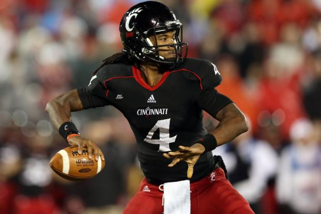 Cincinnati Unsettled at Quarterback