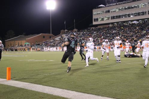 Special Teams Miscues Doom Ohio Bobcats on Senior Night