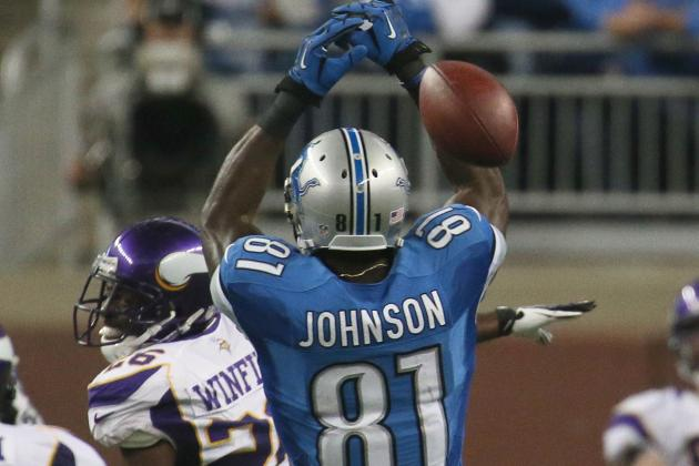 Calvin Johnson's Injury: A Look at His Nerve Damage and the