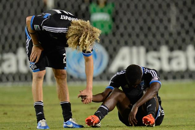San Jose Earthquakes Lose to L.A. Galaxy: The Day the Magic Died for the Quakes