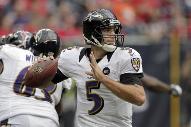 Joe Flacco, Ravens Looking for Better Efficiency