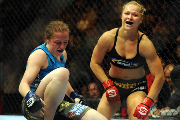 How the UFC Can Grow and Sell Women's MMA