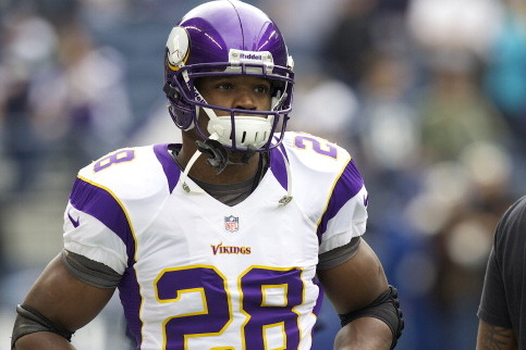 Adrian Peterson's Brilliance Not Helping Vikings Passing Game