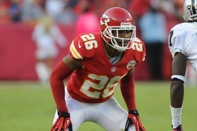 Report: Cardinals Have Interest in Former Chiefs CB Stanford Routt