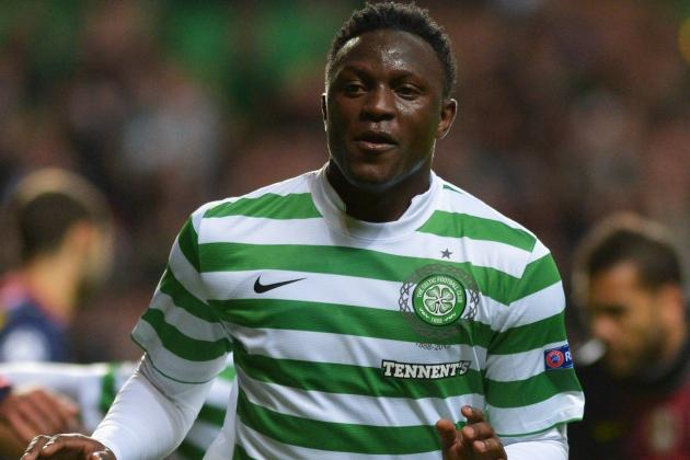 Manchester United Linked to Celtic Star Victor Wanyama