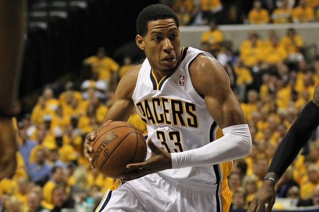 Danny Granger: Pacers Will Struggle without Star Forward