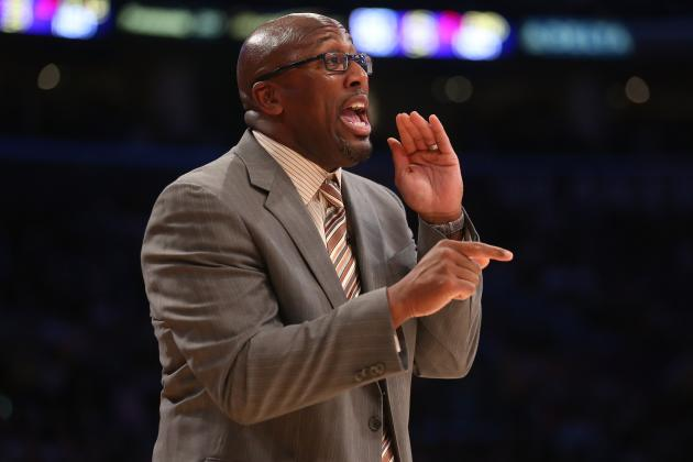 If Lakers Don't Capitalize on Upcoming Cushy Schedule, Mike Brown Is Toast