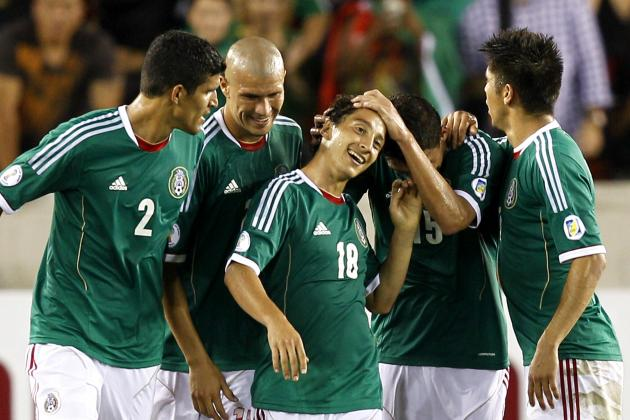Mexico: Projecting El Tri's World Cup Roster in 2014