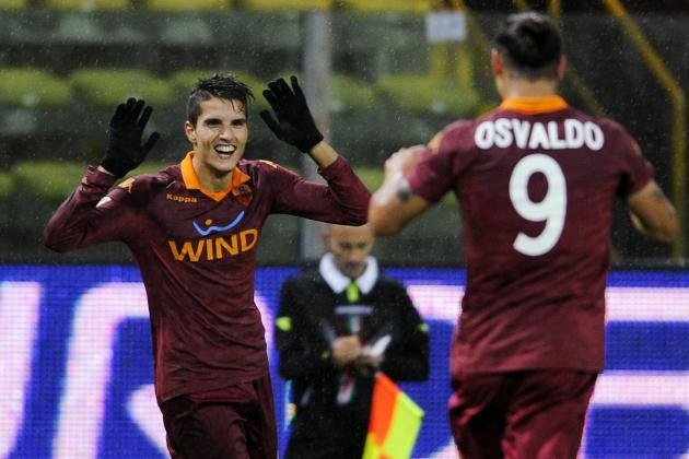 Lazio vs. Roma: Why the Rome Derby Is This Weekend's Game to Watch