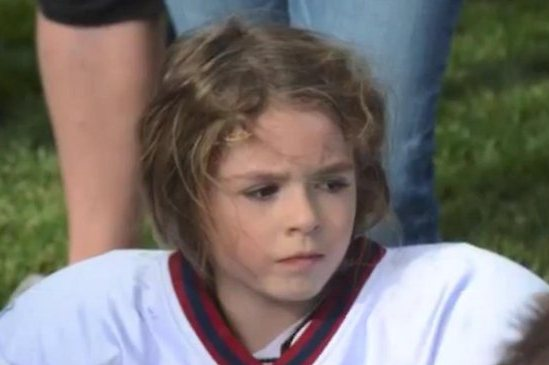 Little Football Player Sam Gordon Becomes Huge Internet Star