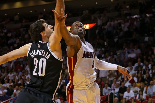 Wade, LeBron Say Brooklyn Now More Attractive to Free Agents