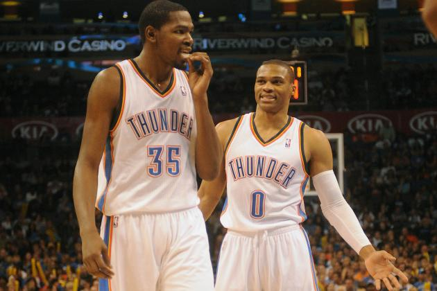 NBA Gamecast: Thunder vs. Bulls
