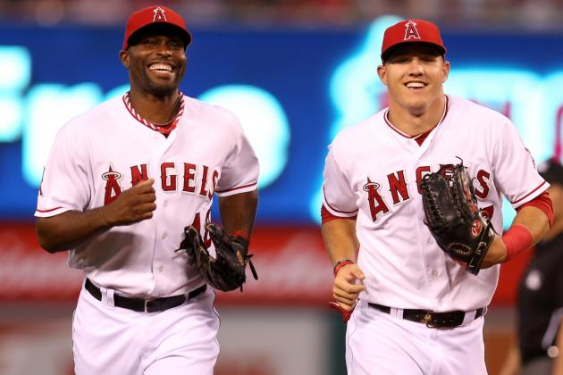 MLB Awards: Mike Trout Headlines List of Silver Slugger Winners