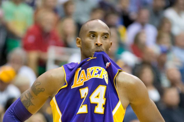 Kobe Bryant Says He's Mike Brown's Biggest Supporter