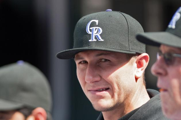 Rockies' Helton, Tulowitzki Like Intensity of New Manager Walt Weiss