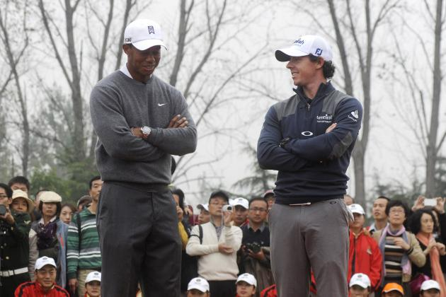 Video: Rory McIlroy and Tiger Woods Do Joint CNN Interview