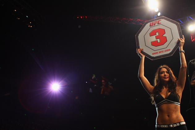 In Light of the Ronda Rousey News, Should the UFC Get Rid of Ring Card Girls?