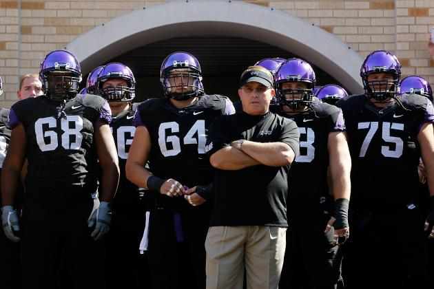 TCU's Gary Patterson Says Facing Alma Mater Kansas State Is 'Dilemma'
