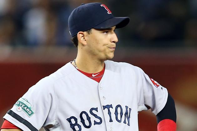 Iglesias Has the Edge at Shortstop for Sox