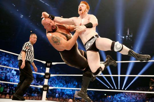 Sheamus: The Big Show Feud Is Bringing Back the Fighting Side of Him