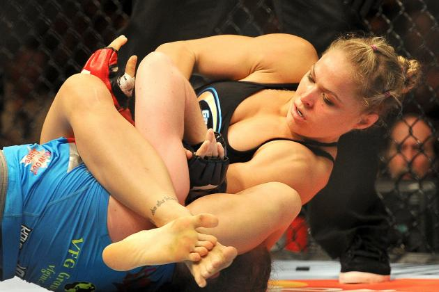 Ronda Rousey Reportedly Becomes UFC's First Female Fighter