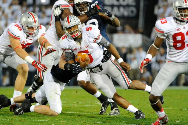 Ohio State Football: Eligibility Isn't Only Thing Keeping Buckeyes from Title