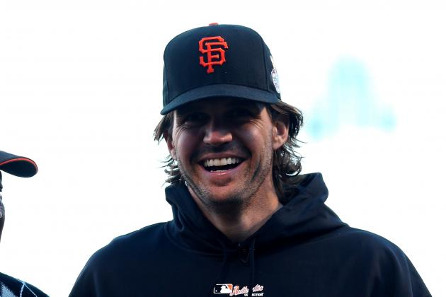 Giants' Barry Zito Wins Hutch Award, Will Be Honored in Seattle