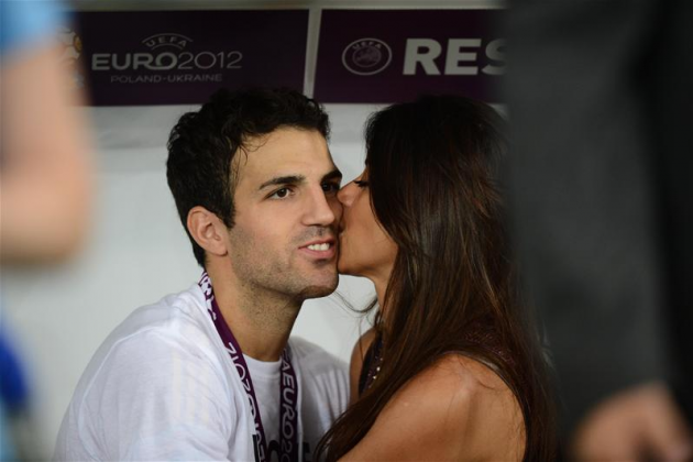 Cesc Fabregas' Girlfriend Pregnant: Daniella Semaan Awaits Baby Girl