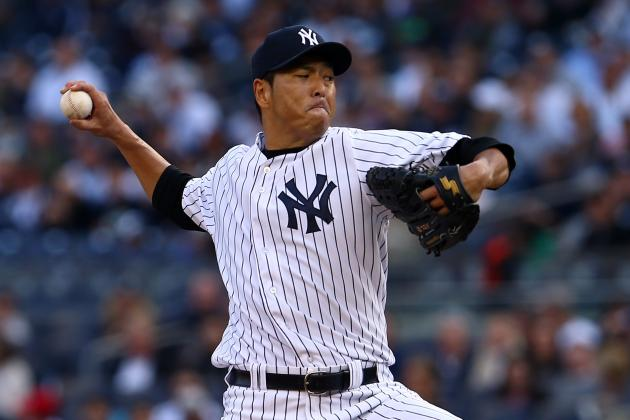 Dodgers Are Targeting Kuroda and Sanchez for the Rotation