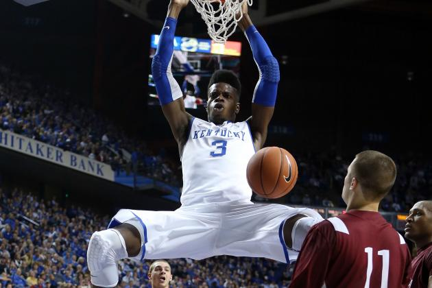Kentucky vs. Maryland: Young Wildcats Squad Will Struggle Early in Season