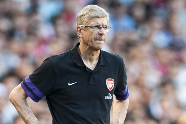 Arsene Wenger Has Hit out at International Friendlies