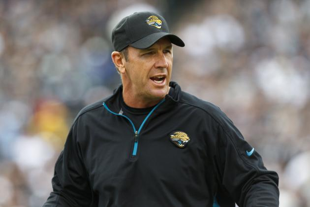 Why the Jacksonville Jaguars Absolutely Must Fire Mike Mularkey