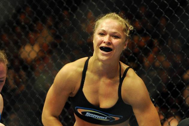 UFC 2012: Ronda Rousey, Today's Greatest Female Role Model in Sports